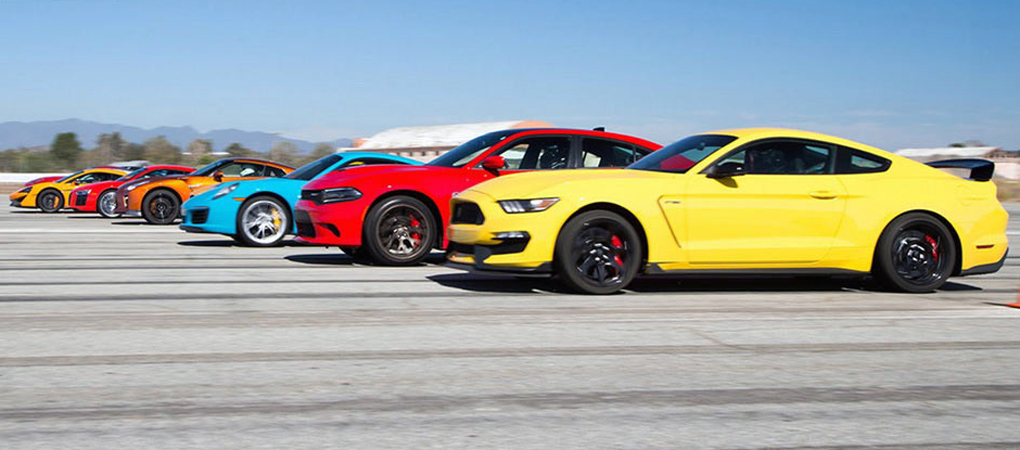 MotorTrend World's Greatest Drag Race 6 Is Out